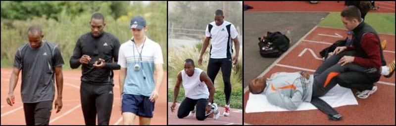 Sprint Coach Pierre-Jean Vazel
